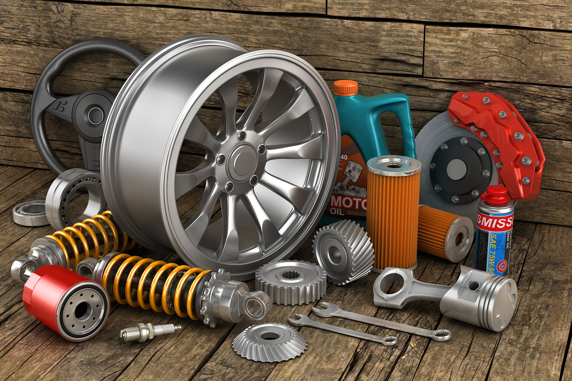 distributor of automobile parts and accessories participates in supply chain financing